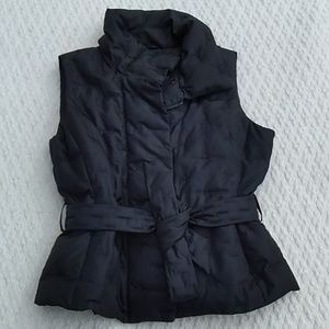 TALBOTS Down-filled Puffer Vest